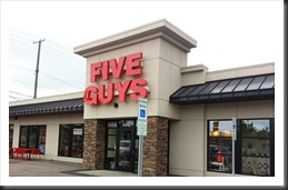 Five Guys Sioux Falls