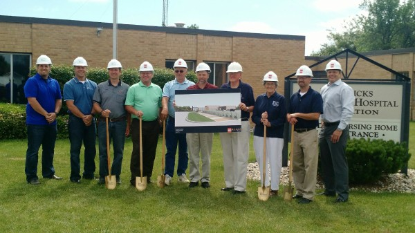Hendricks Groundbreaking